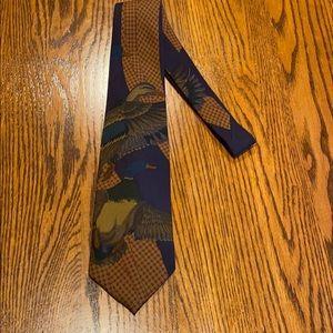 Vintage Ralph Lauren duck tie